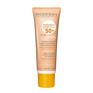 Bioderma Photoderm Cover Touch Spf 50+ 40 ml Light