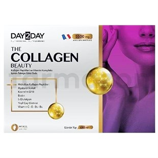 Day2Day The Collagen Beauty 14 Günlük Tüp 40 ml