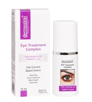 Dermoskin Eye Treatment Complex 15 ml