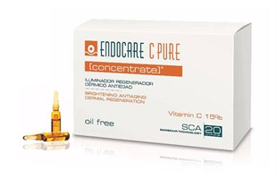 Endocare C Pure Concentrate Yüz Serumu 14x1ml