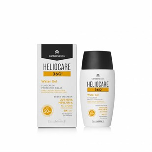 Heliocare 360 ​​Water Gel Güneş Kremi SPF50 + 50ml